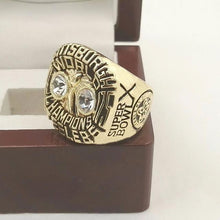 Load image into Gallery viewer, Pittsburgh Steelers Super Bowl Ring (1975)
