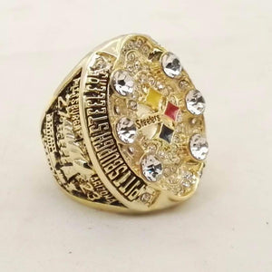 Pittsburgh Steelers Super Bowl Ring (2008)