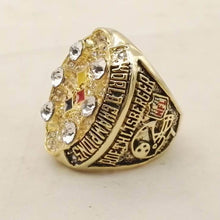 Load image into Gallery viewer, Pittsburgh Steelers Super Bowl Ring (2008)