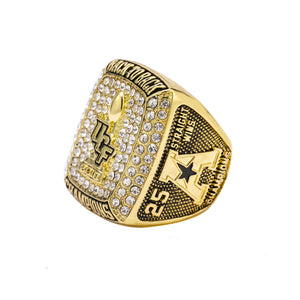 University of Central Florida UCF American Athletic Conference College Football Championship Ring (2018)