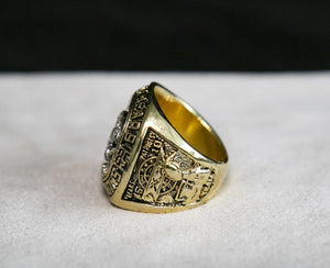Chicago Bears Super Bowl Ring (1985) - Perry Rings For Champs