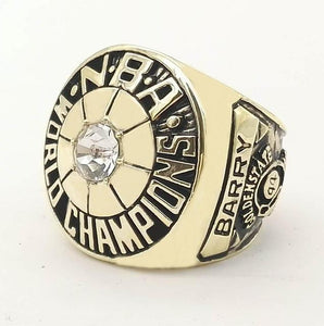 Golden State Warriors NBA Championship Ring (1975) Rings For Champs