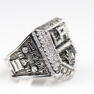 Los Angeles Kings Stanley Cup Ring (2014) Rings For Champs