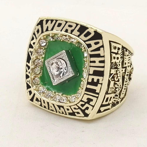 Oakland Athletics World Series Ring (1989) Rings For Champs