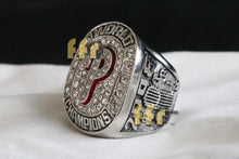 Load image into Gallery viewer, Philadelphia Phillies World Series Ring (2008) - Manuel Rings For Champs