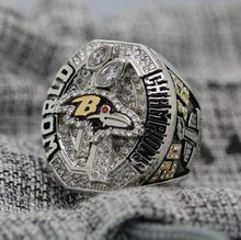Load image into Gallery viewer, SPECIAL EDITION Baltimore Ravens Championship Ring (2012) - Premium Series Rings For Champs