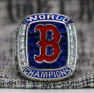 SPECIAL EDITION Boston Red Sox World Series Ring (2018) - Premium Series Rings For Champs