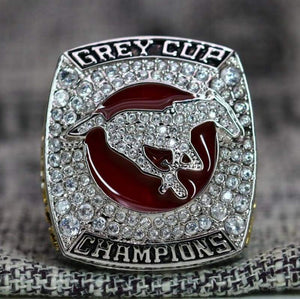 SPECIAL EDITION Calgary Stampeders CFL Grey Cup Championship Ring (2018) - Premium Series Rings For Champs