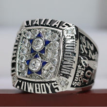 Load image into Gallery viewer, SPECIAL EDITION Dallas Cowboys Super Bowl Ring (1977) - Premium Series Rings For Champs
