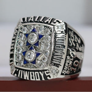 SPECIAL EDITION Dallas Cowboys Super Bowl Ring (1977) - Premium Series Rings For Champs