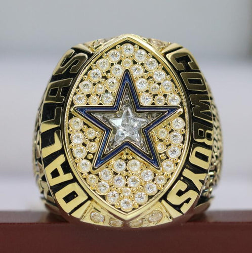 SPECIAL EDITION Dallas Cowboys Super Bowl Ring (1992) - Premium Series Rings For Champs