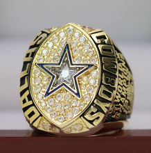 Load image into Gallery viewer, SPECIAL EDITION Dallas Cowboys Super Bowl Ring (1992) - Premium Series Rings For Champs