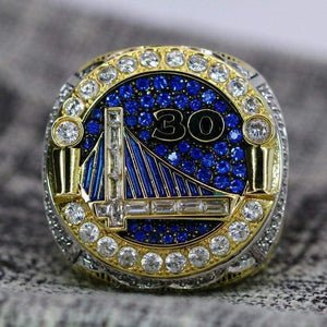 SPECIAL EDITION Golden State Warriors NBA Championship Ring (2018) - Premium Series Rings For Champs