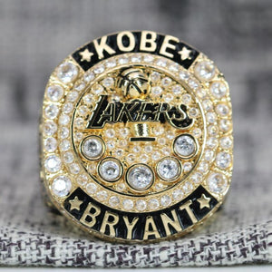 SPECIAL EDITION Kobe Bryant Commemorative Ring (1996-2016) - Premium Series Rings For Champs