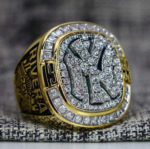 SPECIAL EDITION New York Yankees World Series Ring (1999) - Premium Series Rings For Champs