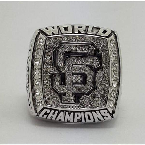 SPECIAL EDITION San Francisco Giants World Series Ring (2012) - Premium Series Rings For Champs