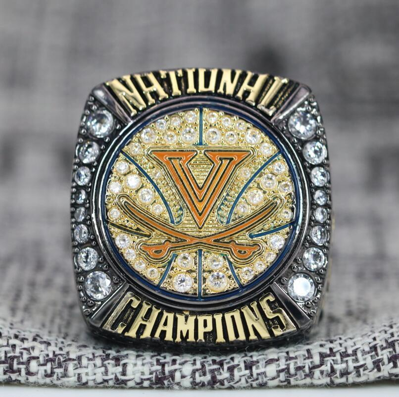 SPECIAL EDITION Virginia Cavaliers College Basketball National Championship Ring (2019) - Premium Series Rings For Champs