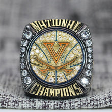 Load image into Gallery viewer, SPECIAL EDITION Virginia Cavaliers College Basketball National Championship Ring (2019) - Premium Series Rings For Champs