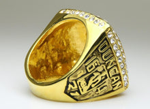 Load image into Gallery viewer, San Antonio Spurs NBA Championship Ring (2007) - Tim Duncan