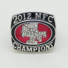 Load image into Gallery viewer, San Francisco 49ers NFC Championship Ring (2012)