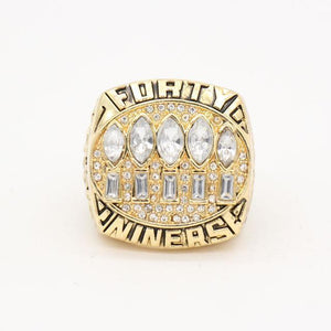 San Francisco 49ers Super Bowl Ring (1994) -