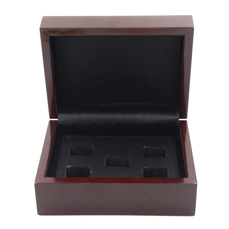 Solid Wooden Box?(5 Holes)