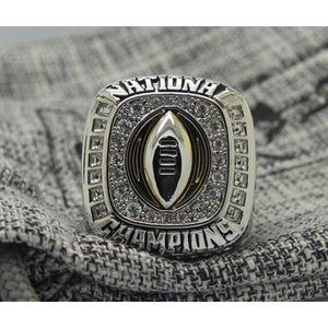SPECIAL EDITION Alabama Crimson Tide College Football National Championship Ring (2016) - Premium Series