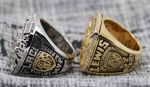 SPECIAL EDITION Baltimore Ravens Super Bowl Ring Set (2001, 2013) - Premium Series