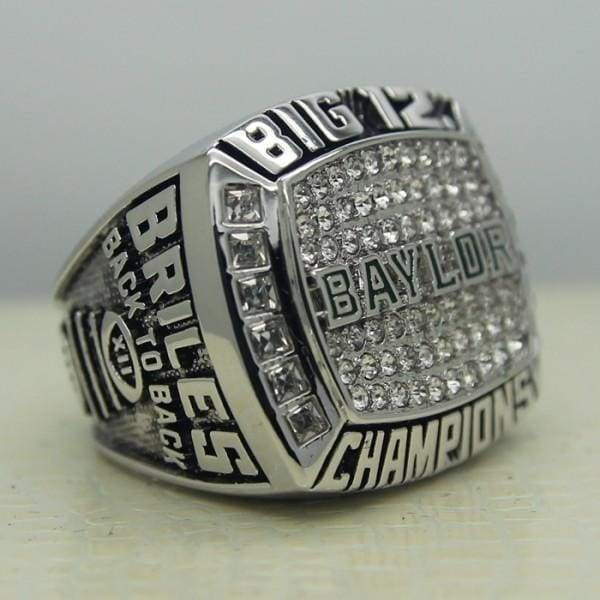 SPECIAL EDITION Baylor Bears Big 12 College Football Championship Ring (2014) - Premium Series