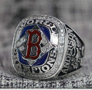 SPECIAL EDITION Boston Red Sox World Series Ring (2004) - Premium Series