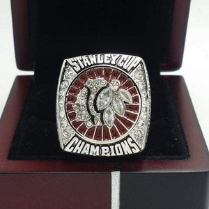 SPECIAL EDITION Chicago Blackhawks Stanley Cup Ring (2013) - Premium Series