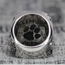 Load image into Gallery viewer, SPECIAL EDITION Clemson Tigers College Football Cotton Bowl Ring (2018) - Premium Series