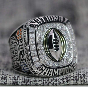 SPECIAL EDITION Clemson Tigers College Football Cotton Bowl Ring (2018) - Premium Series