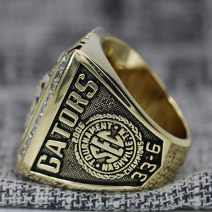 SPECIAL EDITION Florida Gators College Basketball National Championship Ring (2006) - Premium Series