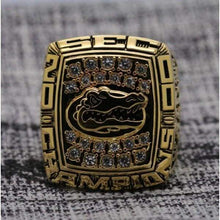 Load image into Gallery viewer, SPECIAL EDITION Florida Gators College Football SEC Championship Ring (2000) - Premium Series