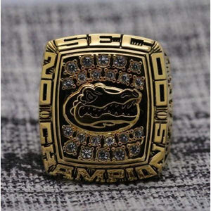 SPECIAL EDITION Florida Gators College Football SEC Championship Ring (2000) - Premium Series