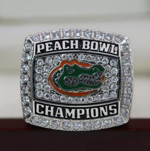 Load image into Gallery viewer, SPECIAL EDITION Florida Gators Peach Bowl College Football Championship Ring (2018) - Premium Series