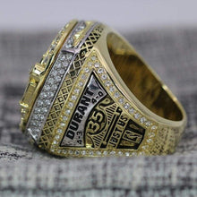 Load image into Gallery viewer, SPECIAL EDITION Golden State Warriors NBA Championship Ring (2018) - Premium Series