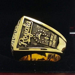 SPECIAL EDITION Kansas City Royals World Series Ring (1985) - Premium Series