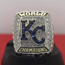 Load image into Gallery viewer, SPECIAL EDITION Kansas City Royals World Series Ring (2015) - Premium Series