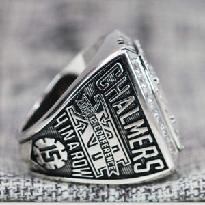 SPECIAL EDITION Kansas Jayhawks College Basketball Championship Ring (2008) - Premium Series
