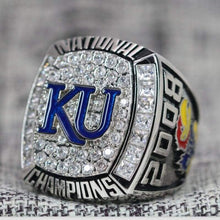 Load image into Gallery viewer, SPECIAL EDITION Kansas Jayhawks College Basketball Championship Ring (2008) - Premium Series