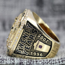 Load image into Gallery viewer, SPECIAL EDITION Kobe Bryant Commemorative Ring (1996-2016) - Premium Series