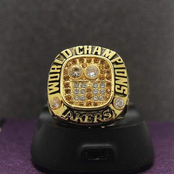 SPECIAL EDITION Los Angeles Lakers NBA Championship Ring (2001) - Premium Series