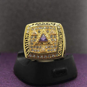SPECIAL EDITION Los Angeles Lakers NBA Championship Ring (2002) - Premium Series