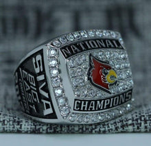 Load image into Gallery viewer, SPECIAL EDITION Louisville Cardinals College Basketball Championship Ring (2013) - Premium Series