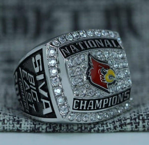 SPECIAL EDITION Louisville Cardinals College Basketball Championship Ring (2013) - Premium Series