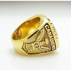SPECIAL EDITION Montreal Canadiens Stanley Cup Ring (1986) - Premium Series