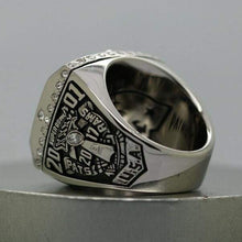 Load image into Gallery viewer, SPECIAL EDITION New England Patriots Super Bowl Ring (2002) - Premium Series