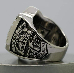 SPECIAL EDITION New England Patriots Super Bowl Ring (2005) - Premium Series